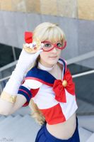 Sailor V: In the name of Venus! by Ansuchi