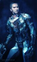 Dead Space 2 - Isaac Clarke by offrecord