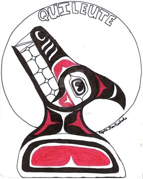 Quileute Howling Call by skywolfangel