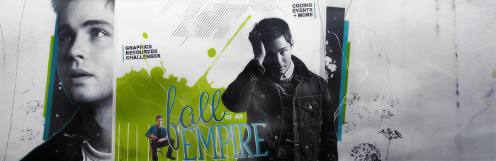Fall of Empire Spring Header by CrazyLies