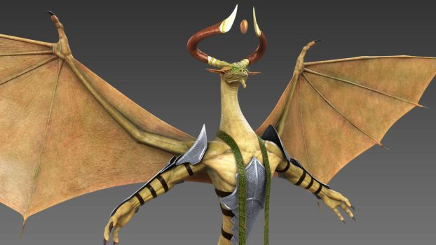 Nicol Bolas 01 by EtherealProject