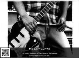 Me and my Guitar by HyperionDreams