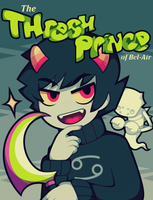 KARKAT VANTAS THE THRESH PRINCE OF BEL-AIR by nekozneko