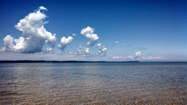 east traverse bay by TheMACchine