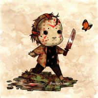Friday the 13th - Jason Voorhees by FrankiesBugs