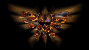 Triforce Eagle by FU51ON