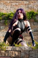 Psylocke: Sneaking Around by TresWildCosplay