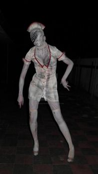 Silent Hill Nurse by MorbidIntensions