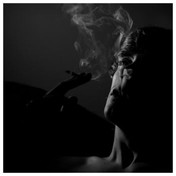 smoke gets in your eyes. by fxcreatography