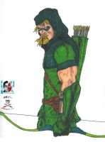 Green Arrow    colab by CDL113