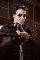 The masquerade by VenjaPhotography