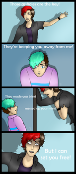 Meant to be yours - R.Septiplier by LadyValKatt