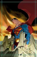 WORLD OF NEW KRYPTON_cover by EricCanete