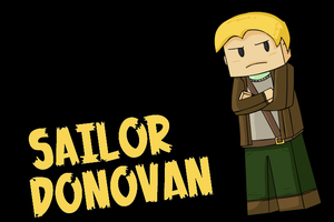 Minecraft Character 2- Donovan by Ardwick