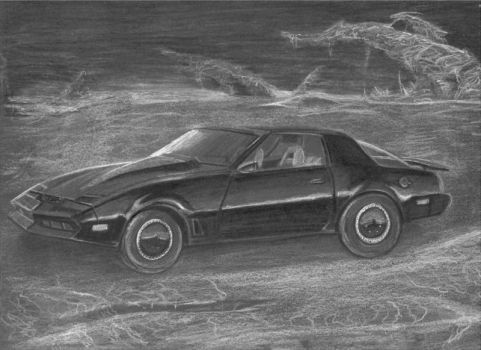 knight rider 2000 by Kristioss