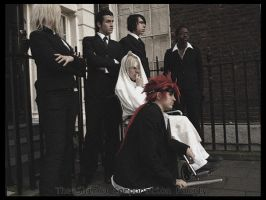 The Shinra Family by KellyJane