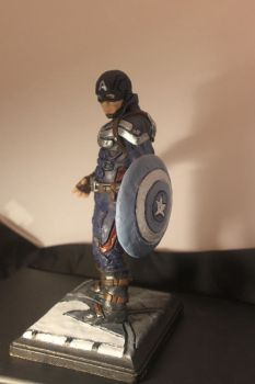 WS CAP SHEILD uniform another by dbvinal