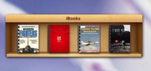 iBooks for XWidget by pigboat