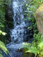 Stock: Waterfall II by Stock-By-Michelle