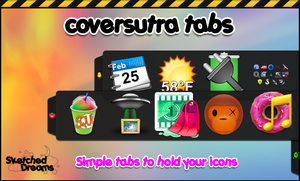 Coversutra Tabs by sketched-dreams