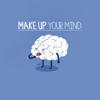 Make Up Your Mind by NaBHaN