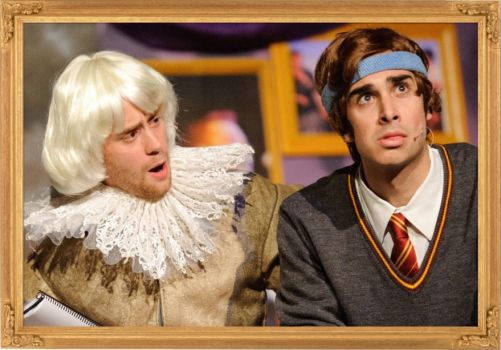 Nearly Headless Nick and Ron (Avpsy script) by apdrea