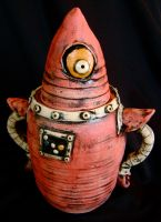 robot cookie jar complete 2 by thebigduluth
