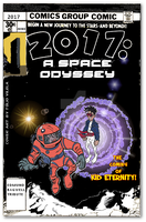 2017AD Space Odyssey by Tulio-Vilela