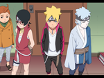 Boruto Chapter 15 Anime Render by Nohealsfoyou
