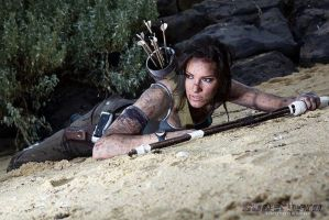 Tomb Raider Survivor by JennCroft