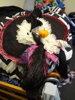 Witch Hat 1 by Silvia-x-Gaara