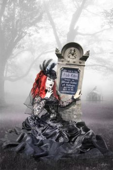 Lost Grave by MADmoiselleMeli