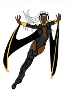 Storm Redesign 2! by Comicbookguy54321