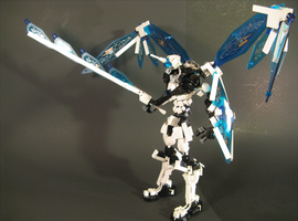 Lego: Project Protogee by retinence