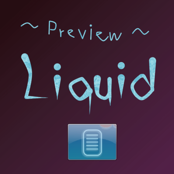 Preview of Liquid by Nicemono