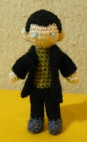Ninth Doctor by ilwin