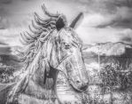 horse with no name by creativemikey