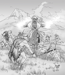 The Fall of the Drow Empire by Shabazik