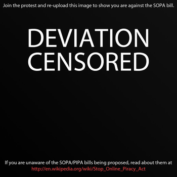 Stop SOPA by Disolution