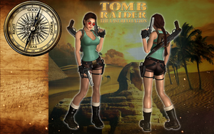 Lara Croft The Last Revelation Outfit by Lerova
