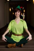 Peter Pan and Tink by AuthenticEm
