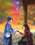 Tourabu -  The way the day ends by penguin-pinpin