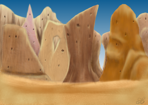 SL: Baketseshat's Home by Diluculi