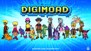 DigiMoad by AnutDraws