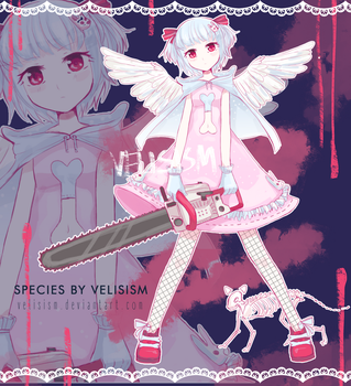 [CLOSED] ADOPTABLE AUCTION by Velisism