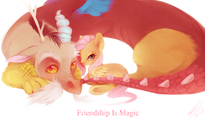 Friendship is magic by Imalou