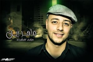 Maher Zain by Man-Graphics