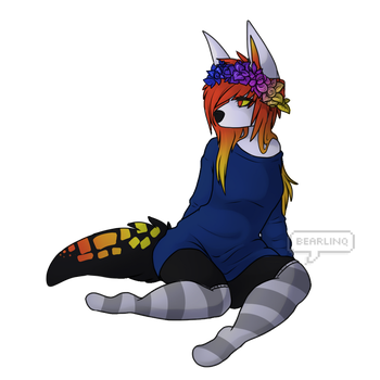 YCH :: Autumn by bearlinq