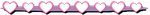 Divider Hearts -free to use- by chabbix