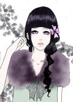 wallflower by isai-chan